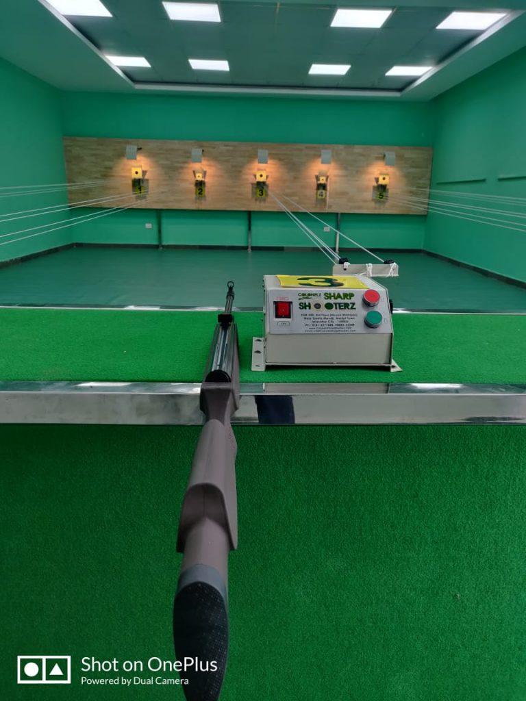 Premium Shooting Range